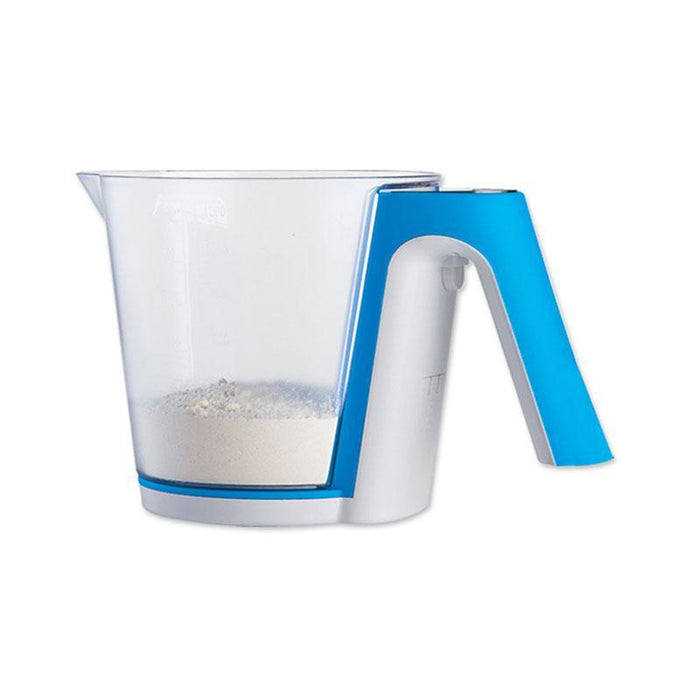 Zilan 7788 kitchen digital measuring cup and scale 2 kg plastic cup, 1200 ml exxab.com