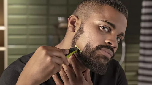 Philips QP2520/23 OneBlade Trim, edge and shave any length of hair exxab.com