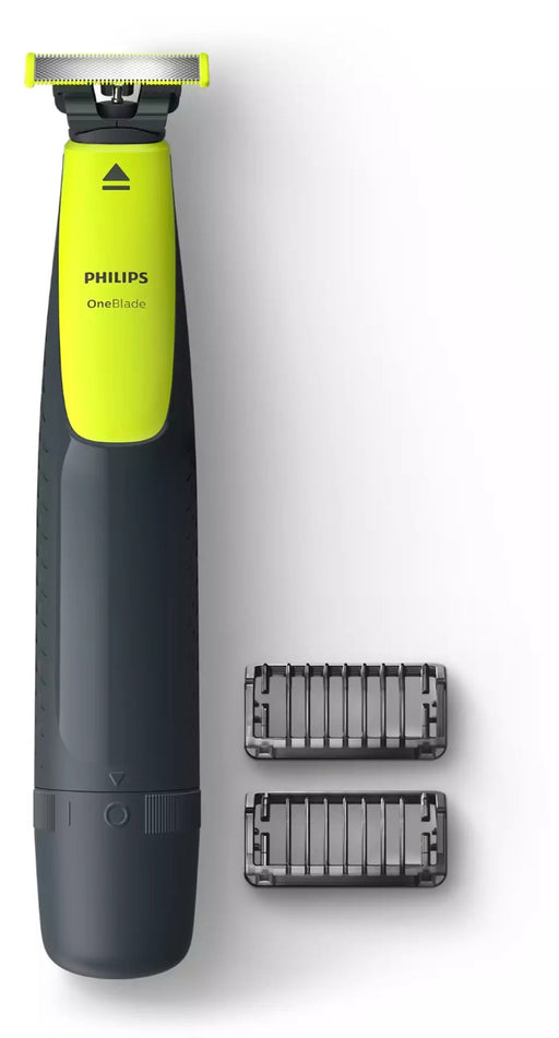 Philips QP2510/13 OneBlade Trim, edge and shave any length of hair exxab.com