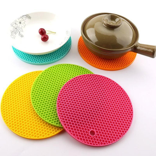 Heat resistant silicone mats for kitchen exxab.com