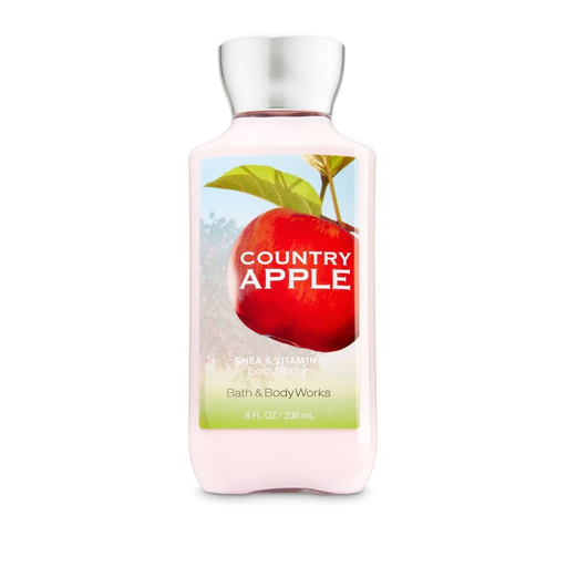 Bath & Body Works Country Apple body lotion for women - exxab.com