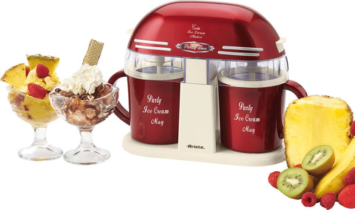 Ariete 0631 Twin ice cream maker exxab.com
