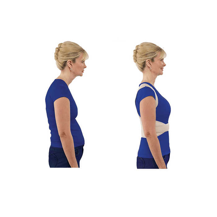 Back Support Belt Royal Posture Corrector Brace As Seen on TV exxab.com