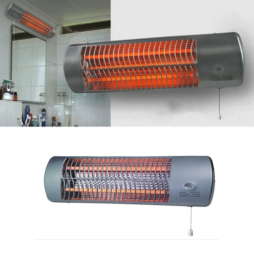 Home Electric HK-15 Electric Bathroom Heater 1200W - exxab.com