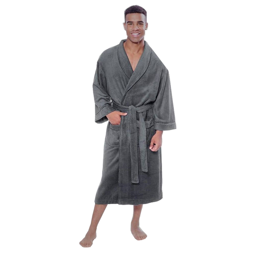 High Quality Men's Bathrobe Cotton 100% exxab.com