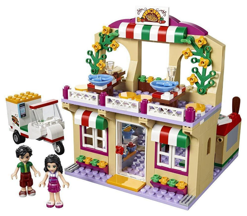 Bela Friend The Heartlake Pizzeria Building Blocks Exxabcom