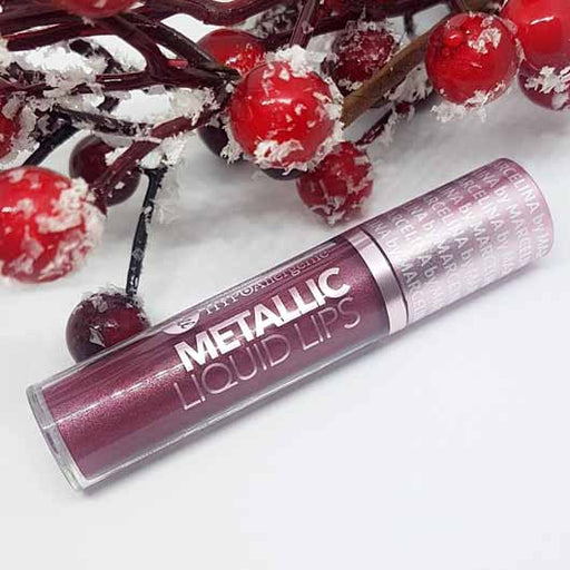 Bell HYPO Metallic Liquid Lip Gloss exxab.com