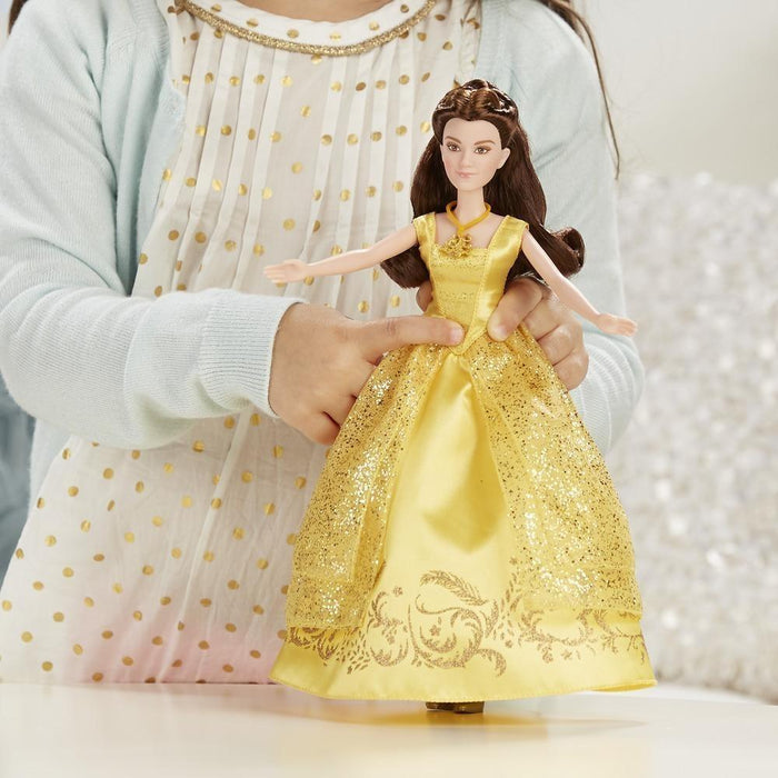Hasbro B9166 Disney Princess Batb Belle's Enchanting Ball Gown - exxab.com