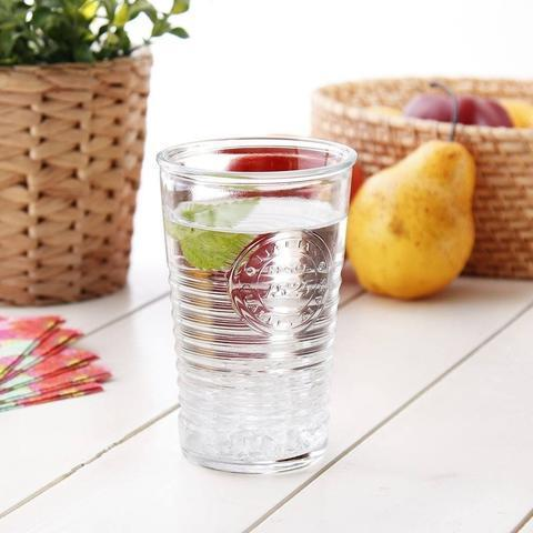 Bormioli Officina 1825 Tumbler 300ml Clear exxab.com