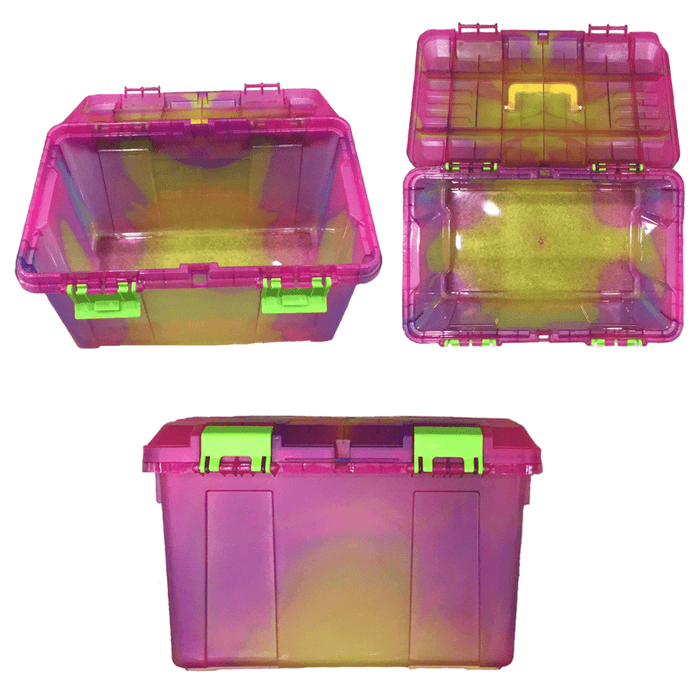 Toy Box Storage Childrens Organiser - exxab.com