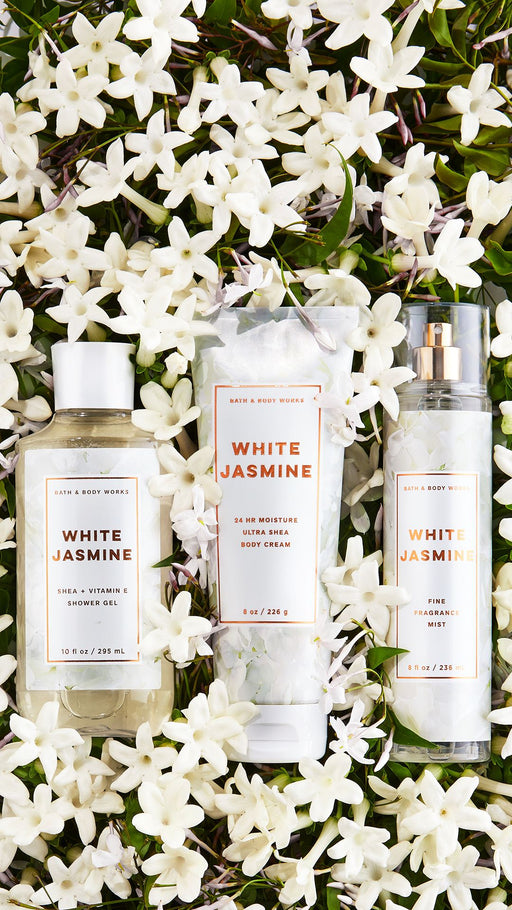 Bath & Body Works White Jasmine body lotion 236 ML - exxab.com