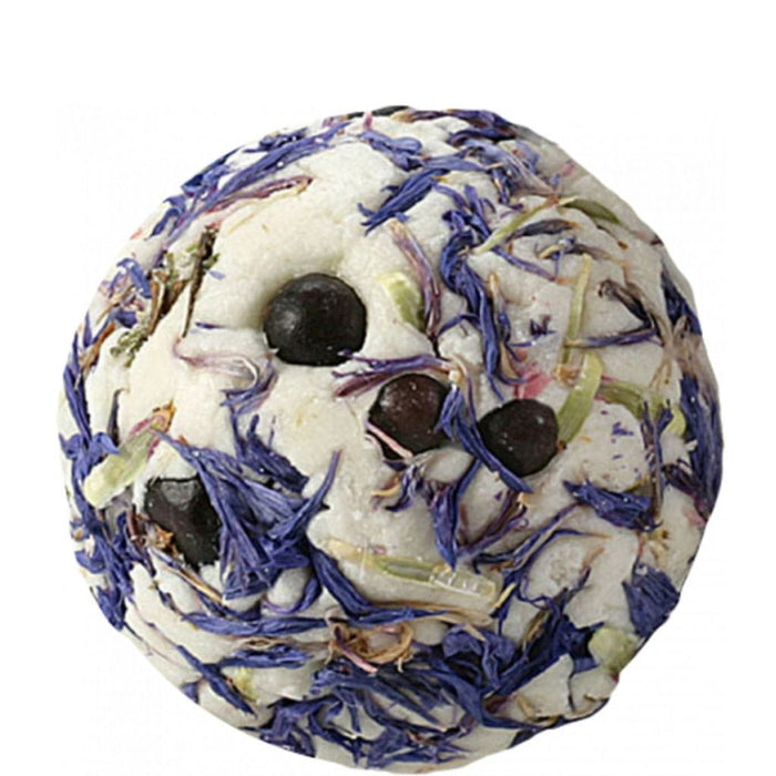 Cornflower & Juniper Berry Bath Creamer Small 30g exxab.com