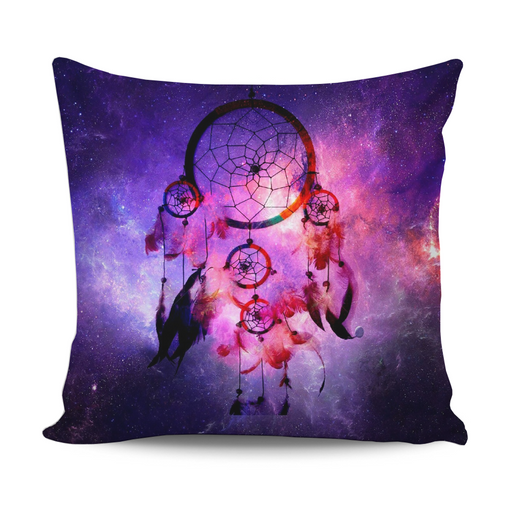 Home Decor Cushion Galaxy  Dream Catcher Design exxab.com