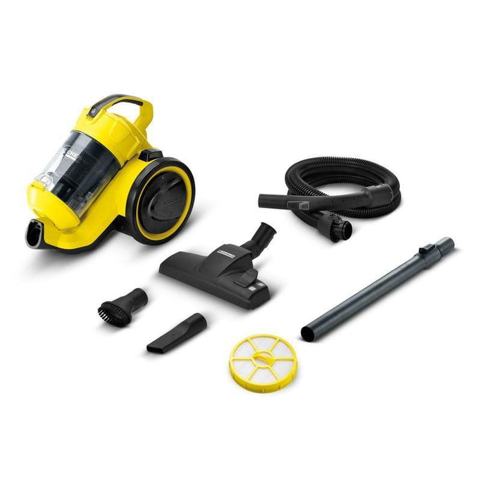 Karcher VC 3 Dry vacuum cleaner 1100W - exxab.com
