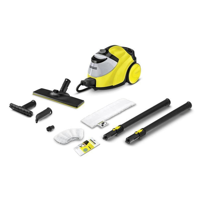 Karcher SC5 5 Iron kit Steam Cleaner Yellow - exxab.com
