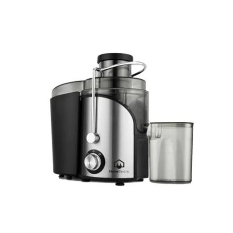 Home Electric T-604 Juicer 600W 500ML Silver - exxab.com