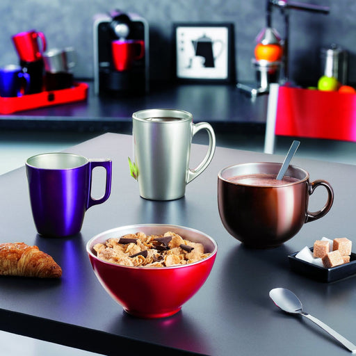 Luminarc Metalic Flashy Tea Mug 25 cl exxab.com