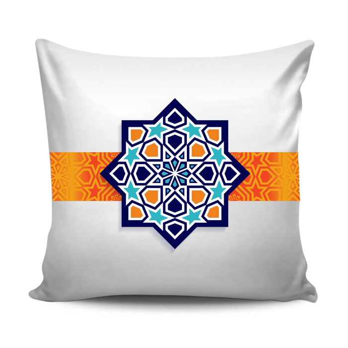 Home decoration cushion with Andalusian style pattern D3 exxab.com