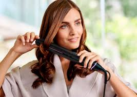Philips BHS675/03 StraightCare SplitStop Hair Straightener exxab.com