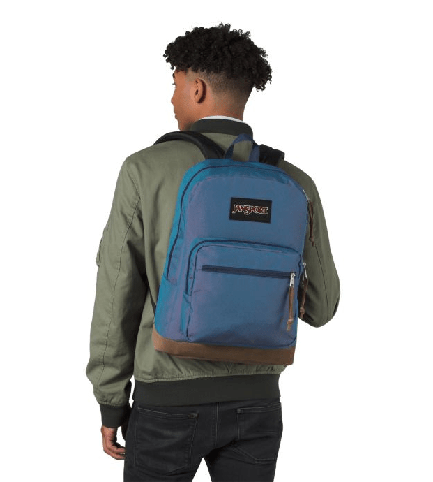 best selling double coupon pick up JanSport JS00T58T57Q Blue Jay Yarn Dye Right Pack De backpack, 31 Liters