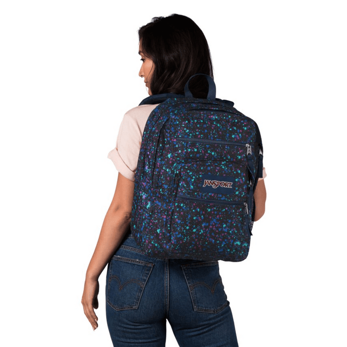 JanSport Big Student Deep space backpack, 34 liter school bag exxab.com