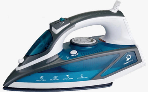 Home Electric HIT-88 Steam Iron 2200W Blue