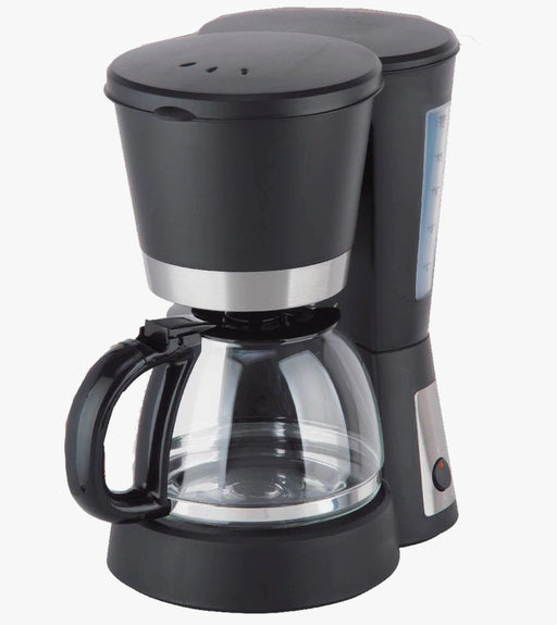 Home Electric HK-510 Coffee maker 1230W 1.2L Black exxab.com
