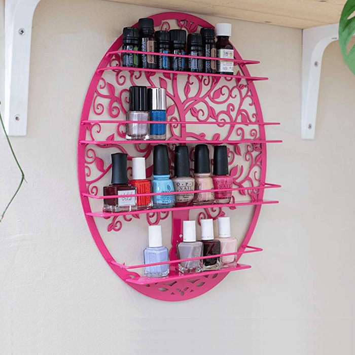 Nail Polish & Essential Oil Organizer