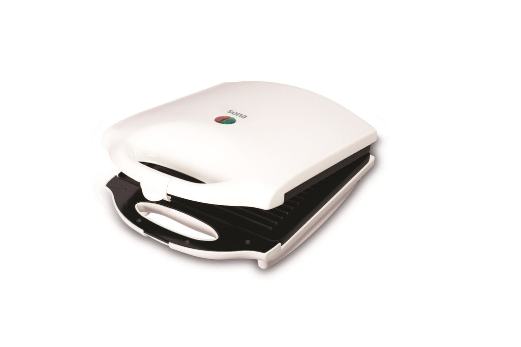 Sona SG-2041G Electric grill with clips buckle on handle,1310watt
