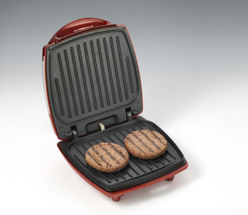 Ariete 0185 Hamburger maker party time 1200W exxab.com