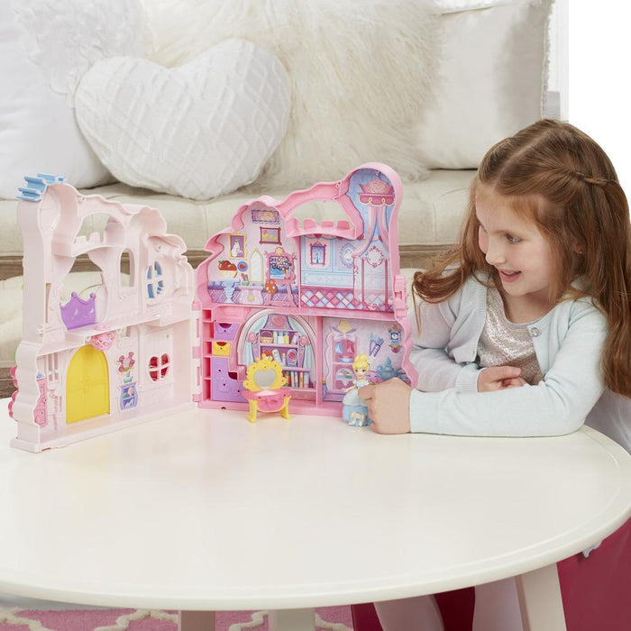 Hasbro B6317 Disney Princess Play N' Carry Castle exxab.com