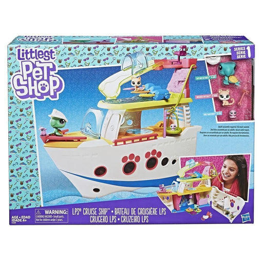 Hasbro C1159 Littlest Pet Shop Pet Cruise Ship