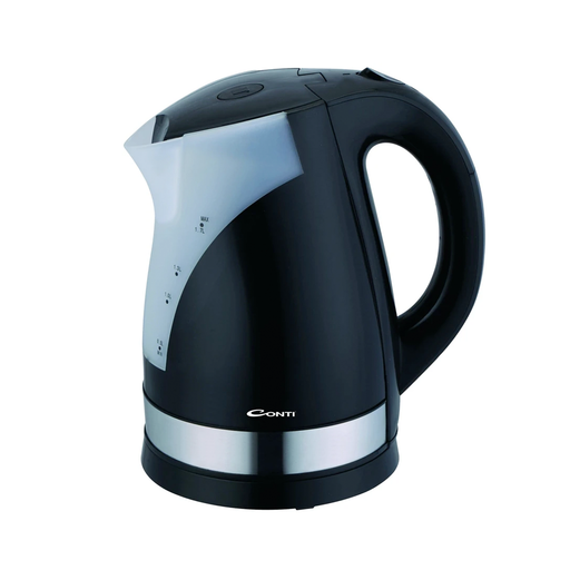 Conti CK-3055 Electric water kettle 1.7 liter with 2200 watt exxab.com