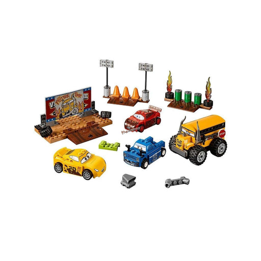 Pogo Bela Cars Moive building blocks