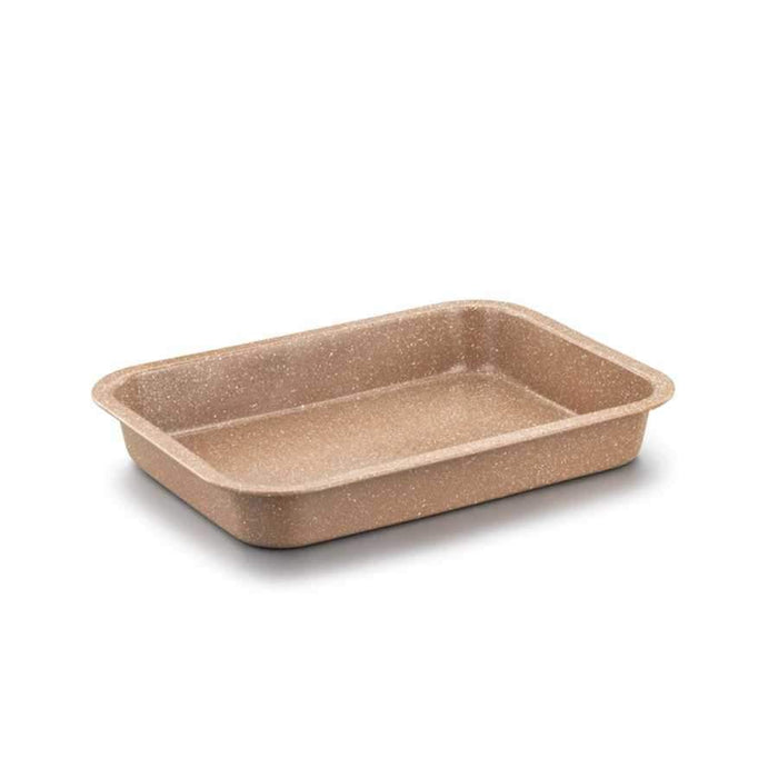 Korkmaz A680 Torta Rectangle pan 36CM - exxab.com