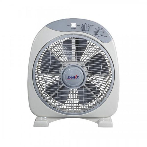 Samix LF-BF-1207 12inch Box Fan With Timer - exxab.com