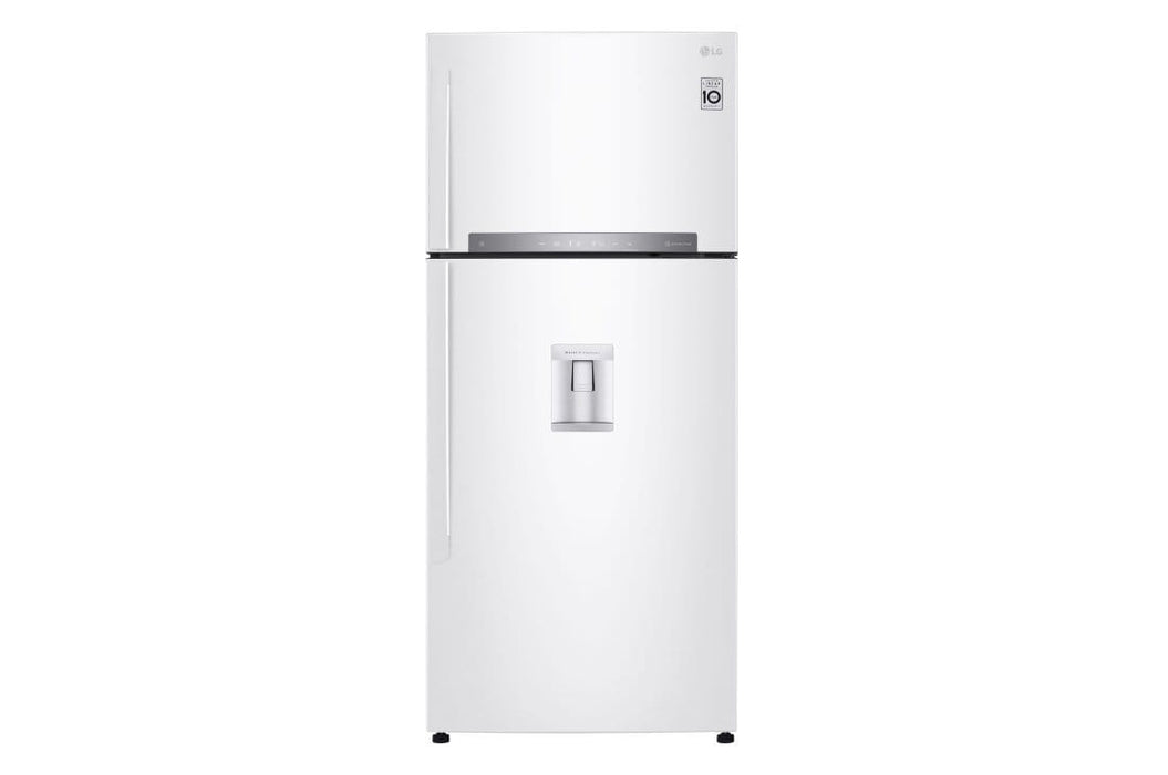LG GNM-732HWL Top Mount Refrigerators,547 LTR, Door Cooling , LED Display, White exxab.com