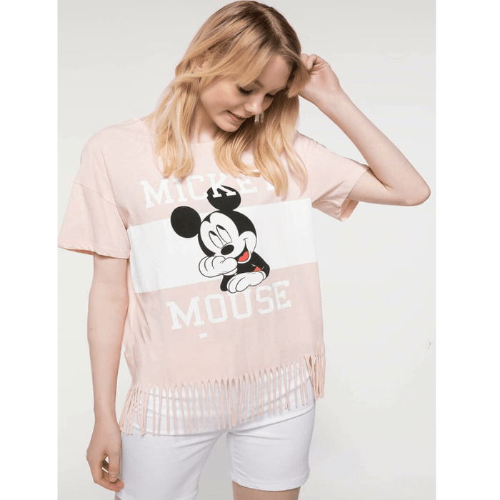 Women's Micky Mouse Shirt  Size Large exxab.com