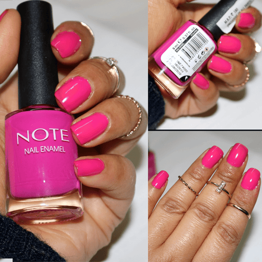 Note Nail Polish 9 ml, 74 Jasmine exxab.com