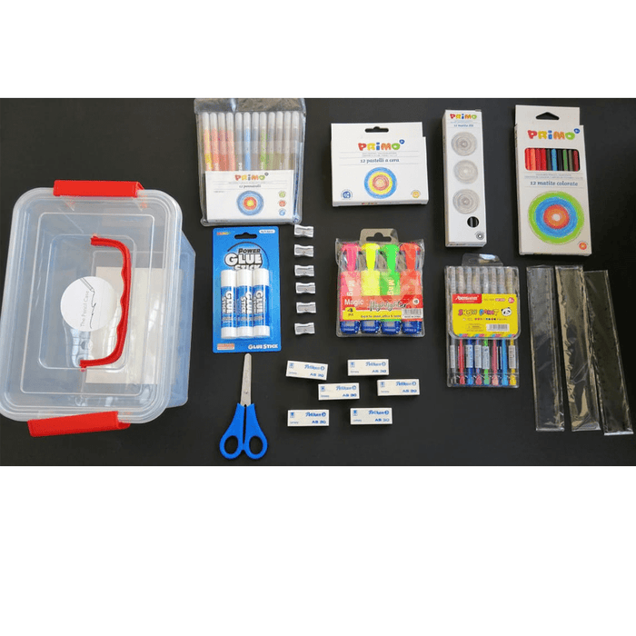 Back To School Kit Includes 79 Pcs - exxab.com