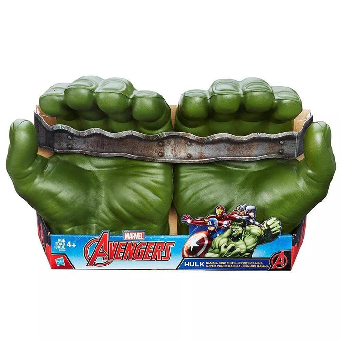 Hasbro B5778 Avengers Hulk Gamma Grip Fists made of soft foam exxab.com