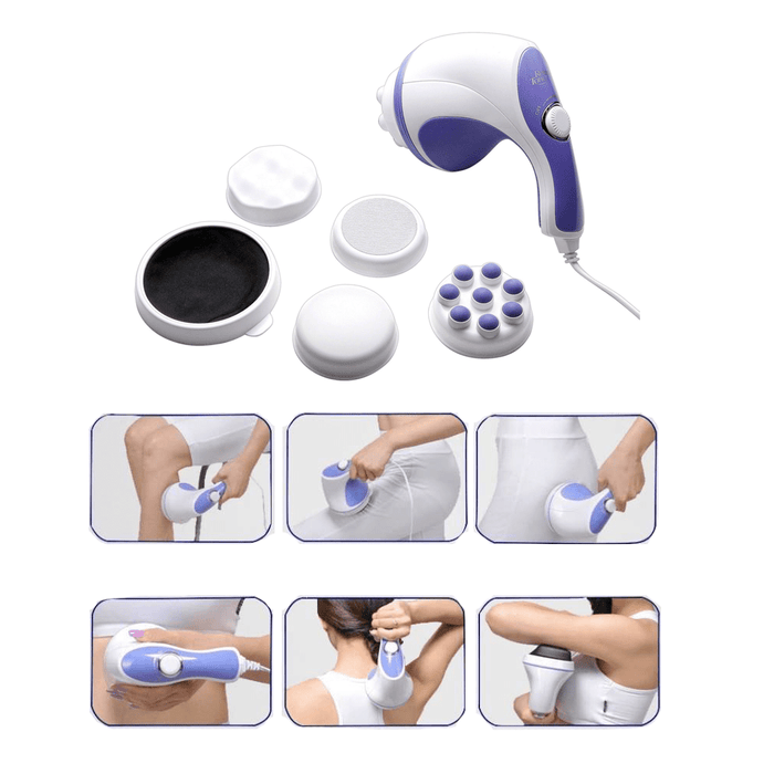 Relax & Spin Tone Massage Machine - exxab.com