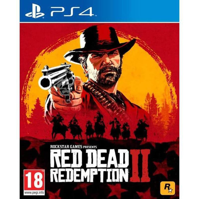 Red Dead Redemption 2 – PS4 - exxab.com