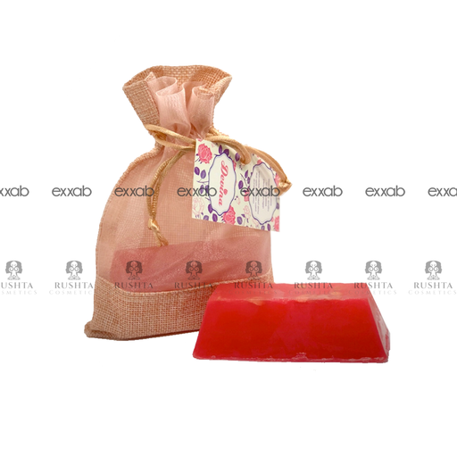 Rushta Rose Water And Oats Flakes Soap exxab.com