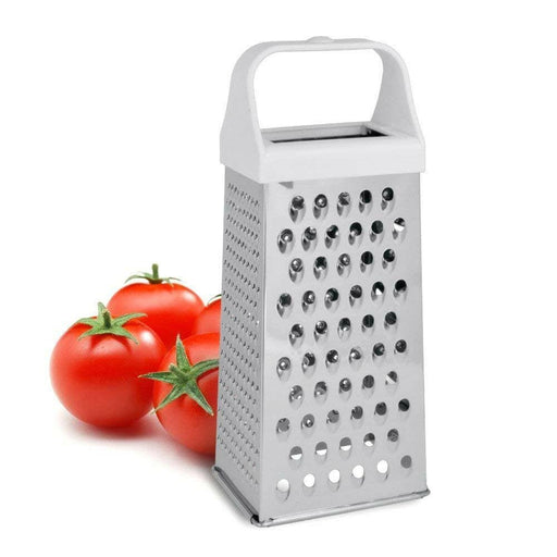 Metaltex-4-sided-Stainless-Steel-Grater
