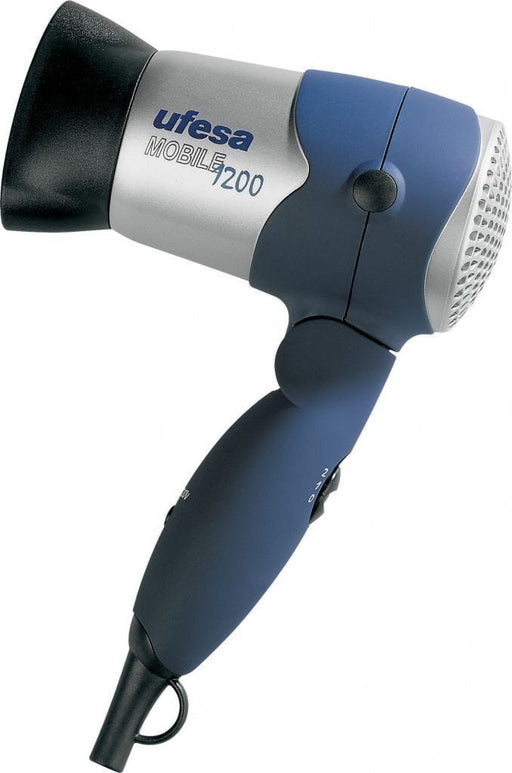 Ufesa SC8305 Dark blue mobile hair dryer 1200 watt exxab.com