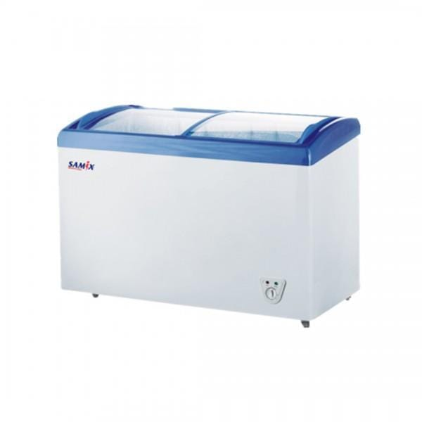 Samix SNK-439 254L Fast-Freezing Chest Freezer exxab.com