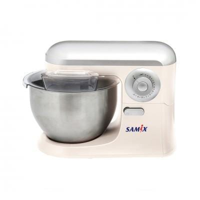 Samix SNK-M101B stand mixer with 4.2 liter stainless steel bowl exxab.com
