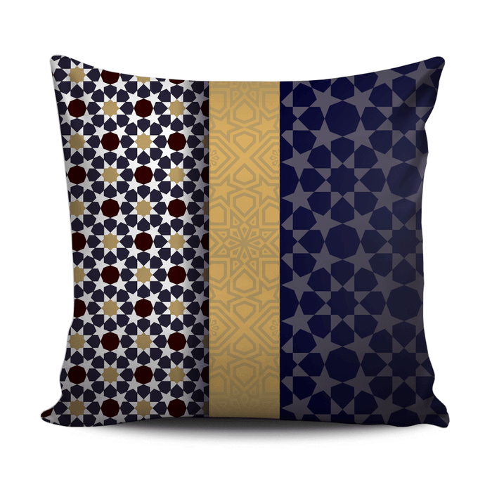 Home decoration cushion with Andalusian style pattern S2 exxab.com