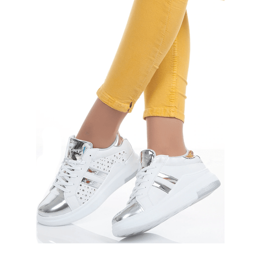Women's casual shoes, fashion sneakers non-slip, star design chic shoes exxab.com
